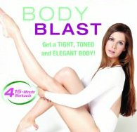 Ballet Beautiful Review Series – Body Blast DVD