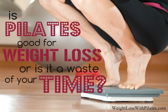 weight loss pilates results quote