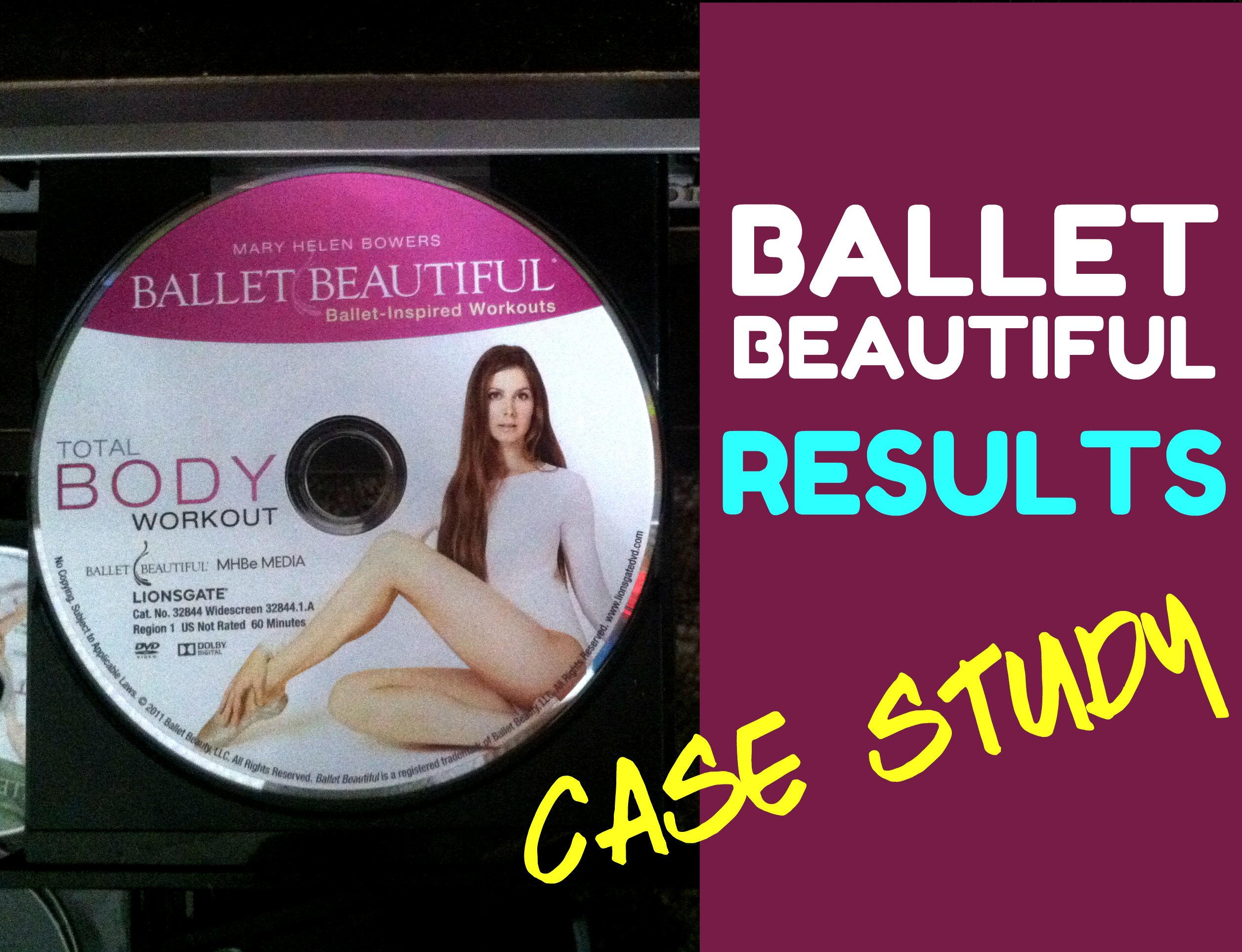 Ballet Beautiful Results Case Study – Week 1