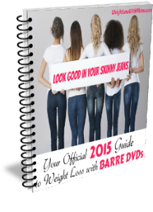 2015 Guide to Weight Loss with Barre DVDs