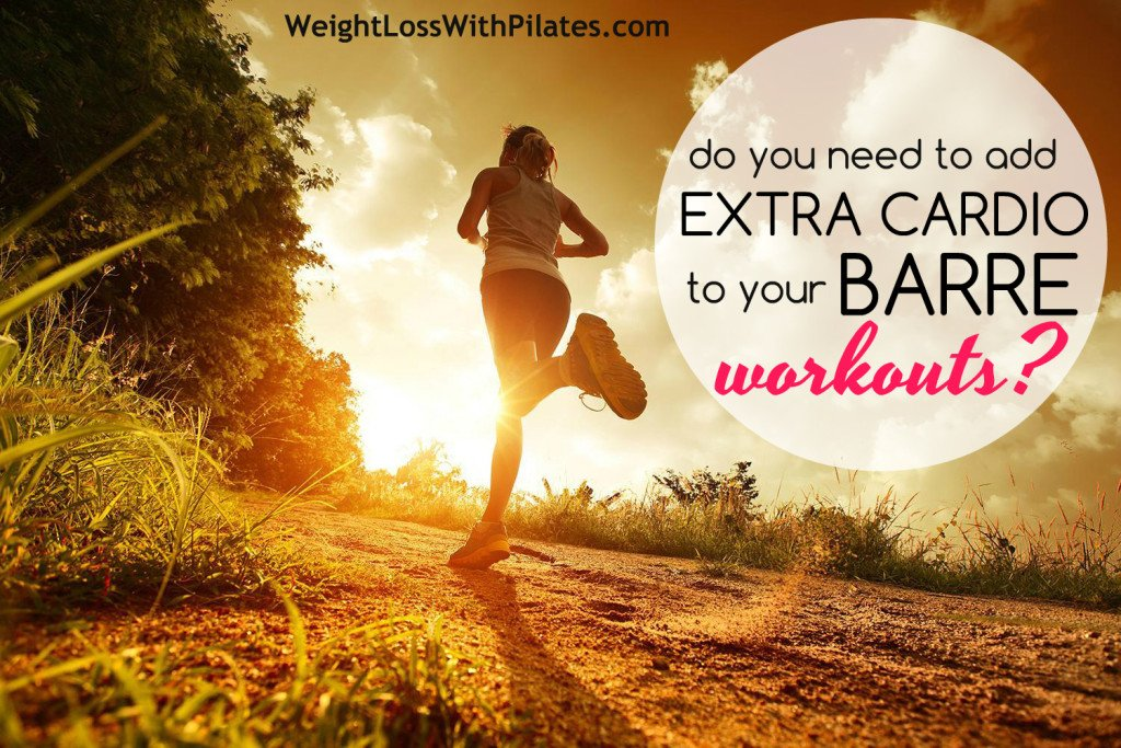 extra cardio to barre workouts